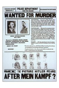After Mein Kampf - 27 x 40 Movie Poster - Style A