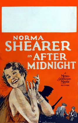 After Midnight - 11 x 17 Movie Poster - Style A