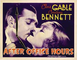 After Office Hours - 11 x 17 Movie Poster - Style A