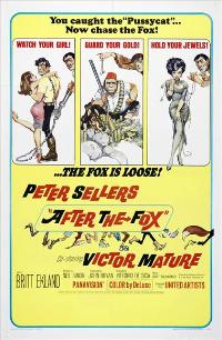 After the Fox - 43 x 62 Movie Poster - Bus Shelter Style A