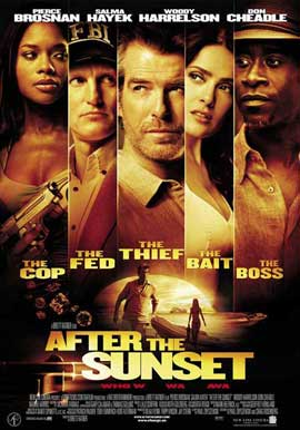 After the Sunset - 27 x 40 Movie Poster - Style B