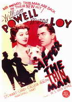 After the Thin Man - 11 x 17 Movie Poster - Style A
