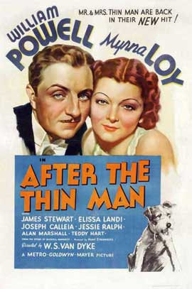 After the Thin Man - 11 x 17 Movie Poster - Style B