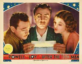 After the Thin Man - 11 x 14 Movie Poster - Style A