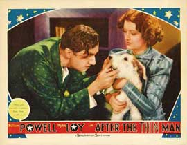 After the Thin Man - 11 x 14 Movie Poster - Style C