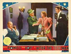 After the Thin Man - 11 x 14 Movie Poster - Style F