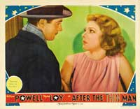 After the Thin Man - 11 x 14 Movie Poster - Style G