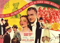 After the Thin Man - 11 x 17 Movie Poster - French Style A