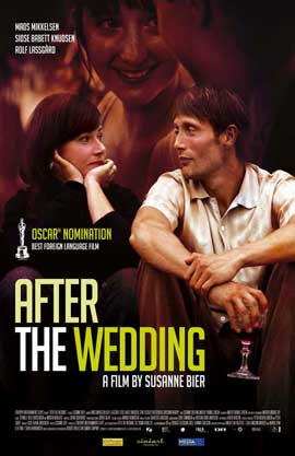 After the Wedding - 11 x 17 Movie Poster - Belgian Style A