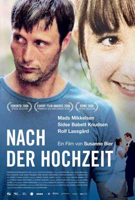 After the Wedding - 27 x 40 Movie Poster - German Style A