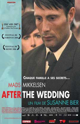 After the Wedding - 11 x 17 Movie Poster - French Style A