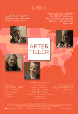 After Tiller - 11 x 17 Movie Poster - Style A