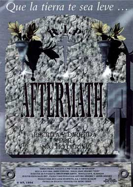 Aftermath - 11 x 17 Movie Poster - Spanish Style A