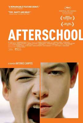 Afterschool - 11 x 17 Movie Poster - Style A