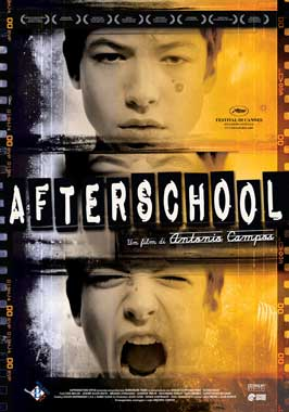 Afterschool - 27 x 40 Movie Poster - Italian Style A