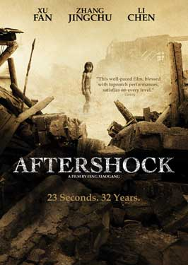 Aftershock - 43 x 62 Movie Poster - Bus Shelter Style A