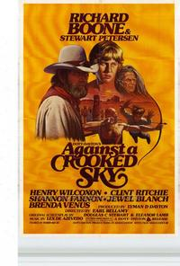 Against a Crooked Sky - 27 x 40 Movie Poster - Style A