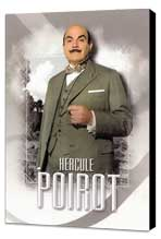 Agatha Christie: Poirot (TV) - 11 x 17 TV Poster - Style B - Museum Wrapped Canvas