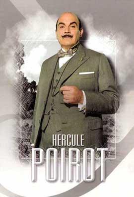 Agatha Christie: Poirot (TV) - 11 x 17 TV Poster - Style B