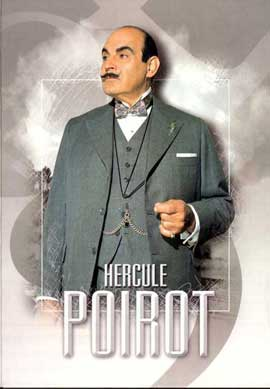 Agatha Christie: Poirot (TV) - 11 x 17 TV Poster - Style C