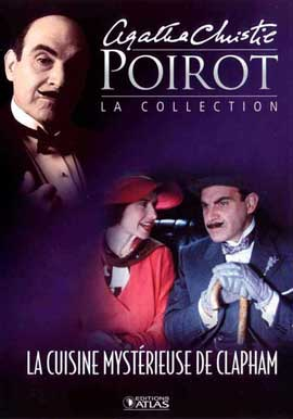 Agatha Christie: Poirot (TV) - 27 x 40 TV Poster - French Style C