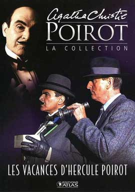 Agatha Christie: Poirot (TV) - 11 x 17 TV Poster - French Style D