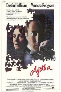 Agatha - 11 x 17 Movie Poster - Style A
