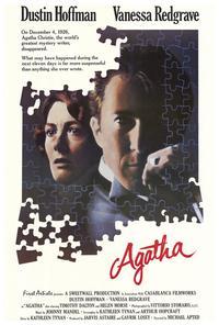 Agatha - 27 x 40 Movie Poster - Style A