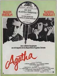 Agatha - 11 x 17 Movie Poster - Spanish Style B