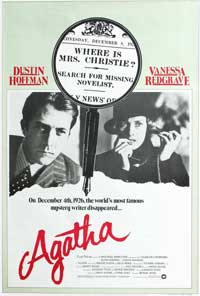 Agatha - 11 x 17 Movie Poster - UK Style A
