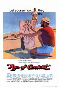 Age of Consent - 27 x 40 Movie Poster - Style A