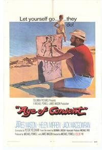 Age of Consent - 43 x 62 Movie Poster - Bus Shelter Style A