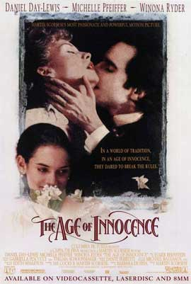 The Age of Innocence - 11 x 17 Movie Poster - Style A