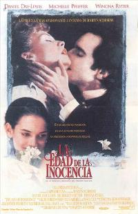 The Age of Innocence - 27 x 40 Movie Poster - Spanish Style A