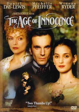 The Age of Innocence - 11 x 17 Movie Poster - Style B
