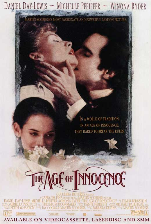 age of innocence The age of innocence is a part-nostalgic, part-satiric recreation of the surfaces of new york city this teacher's literature guide includes information about author edith wharton and.