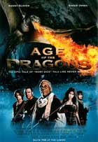 Age of the Dragons - 11 x 17 Movie Poster - Style A