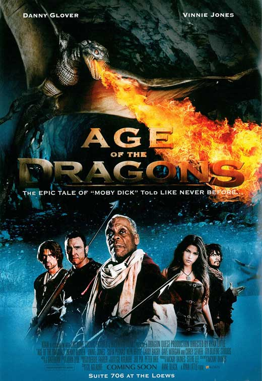 Age of the Dragons Movie Posters From Movie Poster Shop