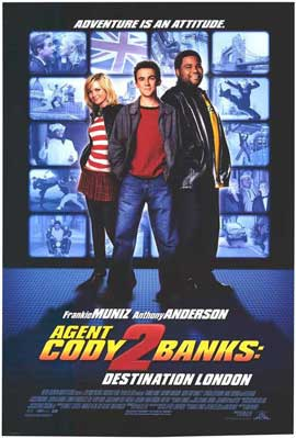 Agent Cody Banks 2: Destination London - 11 x 17 Movie Poster - Style A