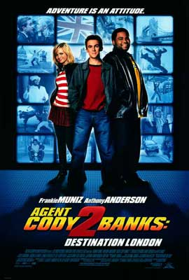 Agent Cody Banks 2: Destination London - 27 x 40 Movie Poster - Style A