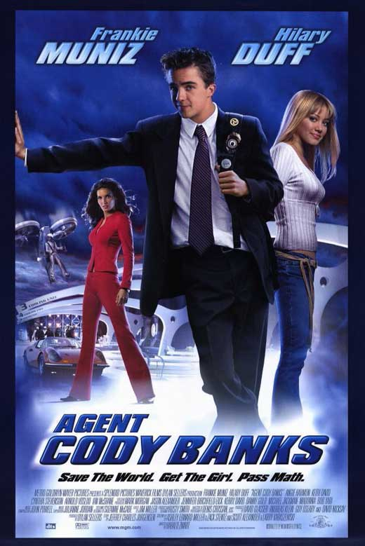 Agent Cody Banks Movie Posters From Movie Poster Shop