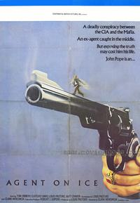 Agent On Ice - 27 x 40 Movie Poster - Spanish Style A