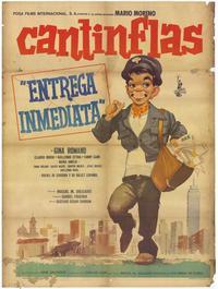 Agente XU 777 - 27 x 40 Movie Poster - Spanish Style B