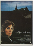 Agnes of God - 11 x 17 Movie Poster - French Style A