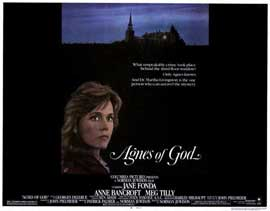 Agnes of God - 11 x 14 Movie Poster - Style A