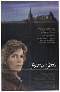 Agnes of God - 11 x 17 Movie Poster - Style A