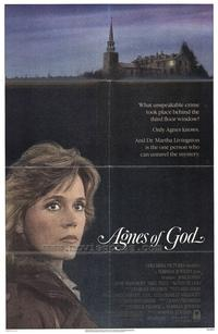 Agnes of God - 27 x 40 Movie Poster - Style A