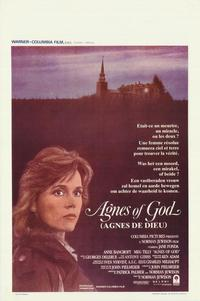 Agnes of God - 11 x 17 Movie Poster - Belgian Style A
