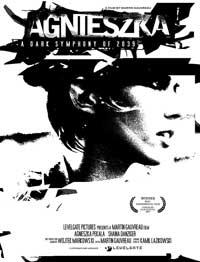 Agnieszka 2039 - 11 x 17 Movie Poster - UK Style A