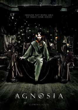 Agnosia - 11 x 17 Movie Poster - Style A